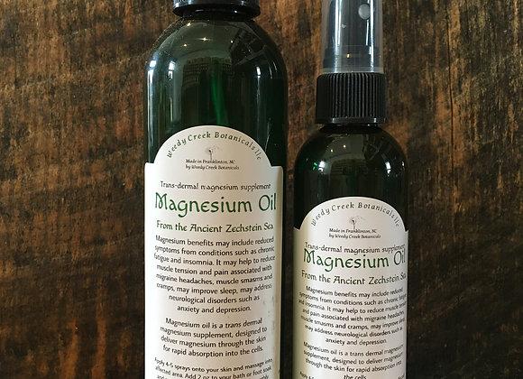 Magnesium Oil 8oz