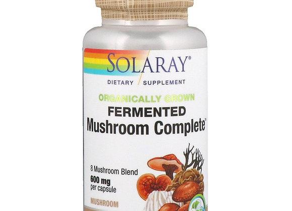 Fermented Mushroom Complete 600mg, 60ct