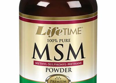 MSM Powder, 7oz