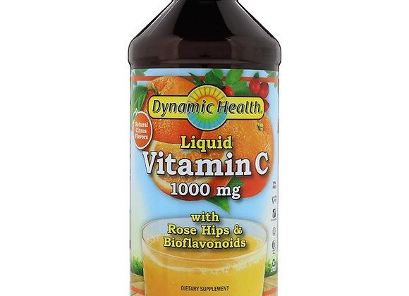 Liquid Vitamin C 1000mcg 16oz