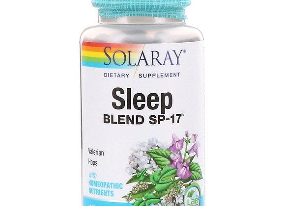 Sleep Blend SP-17, 100ct
