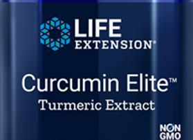 Curcumin Elite Turmeric Extract 60ct