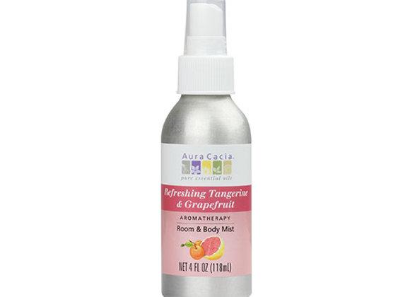 Tangerine & Grapefruit Spray, 4oz