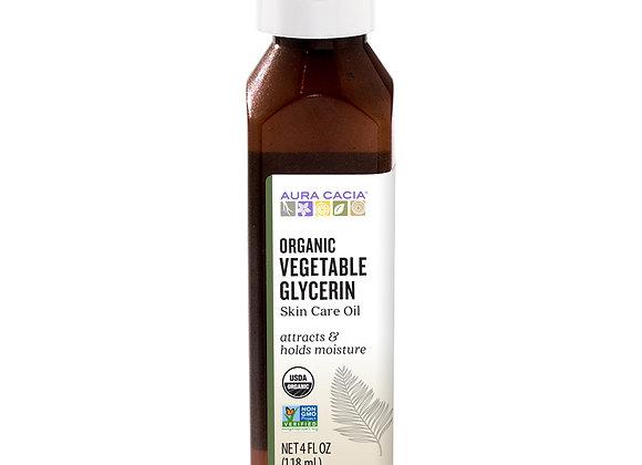 Vegetable Glycerin, 4oz skin care
