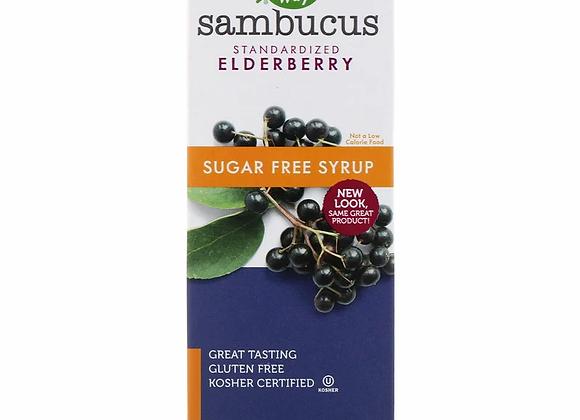 Elderberry Syrup Sugar Free 4oz