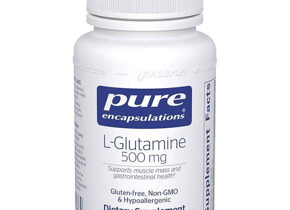 L-Glutamine 500mg, 90ct