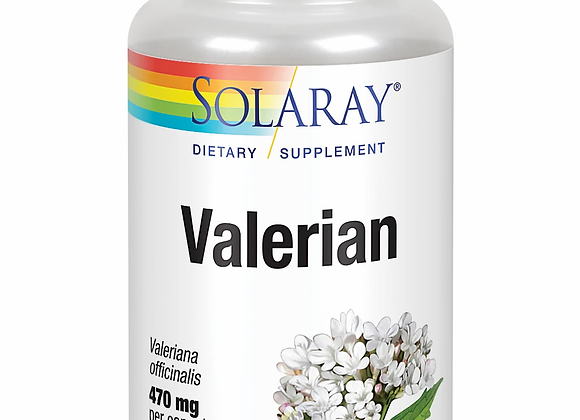 Valerian 470mg 100ct