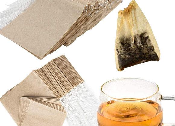 Tea Bags 100ct (empty)