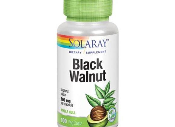 Black Walnut, 500mg, 100ct