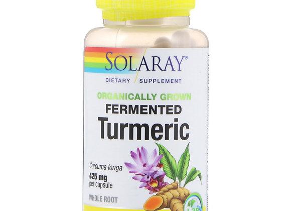 Fermented Turmeric 425mg, 100ct