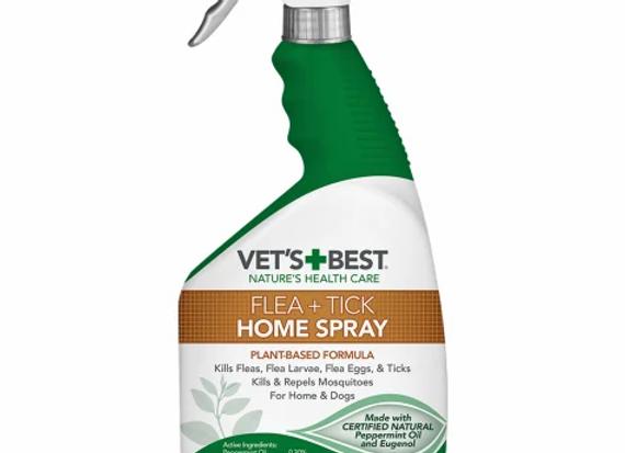 Flea & Tick Home Spray, 32oz