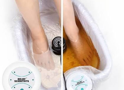 Ionic Detox Foot Bath, THREE sessions