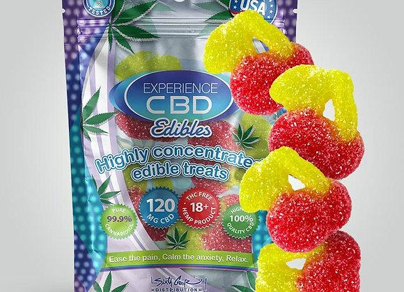 CBD Gummies 120mg pack