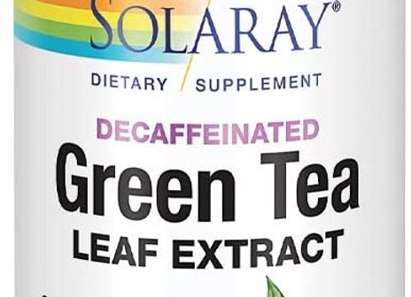 Green Tea Leaf Extract 250mg 30ct