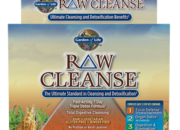 Raw Cleanse, 7 day