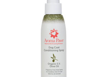 Dog Coat Conditioning Spray Olive Oil/Fragrance Free