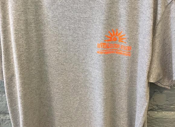 Tshirt, Grey, 2XL