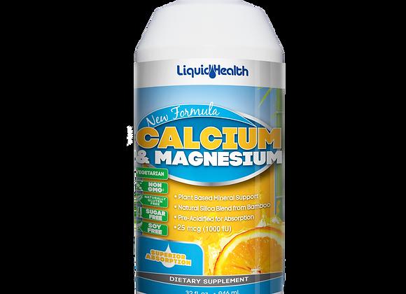 Calcium & Magnesium, Orange Cream 32oz