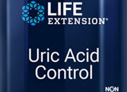 Uric Acid Control, 60ct