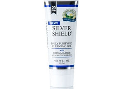 Silver Shield Gel (1 oz. tube) (20 ppm)