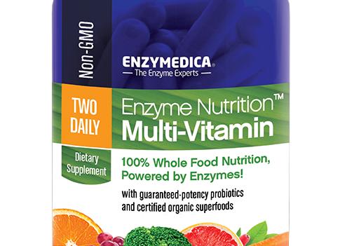 Multi-vitamin, 2/day