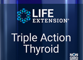 Triple Action Thyroid, 60ct