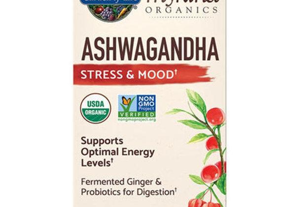Ashwagandha Stress & Mood 60ct