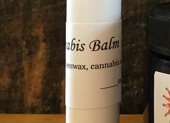 Cannabis Balm Tube .25oz