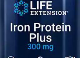 Iron Protein Plus 300mg 100ct