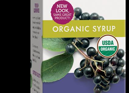 Elderberry Syrup, Organic 4oz