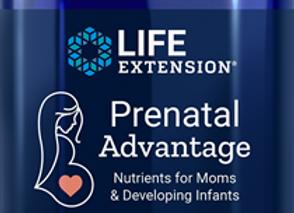 Prenatal Advantage, 120ct
