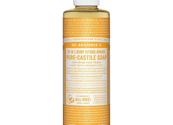 Castille Soap, Citrus 8oz