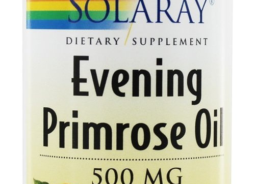 Evening Primrose Oil 500mg, 90ct