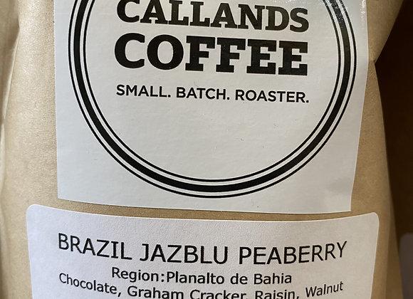 Brazil Jazblu Peaberry 4oz