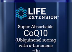 CoQ10 Ubiquinone, 100mg, 60ct