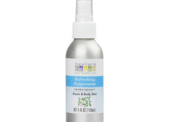 Refreshing Peppermint Spray
