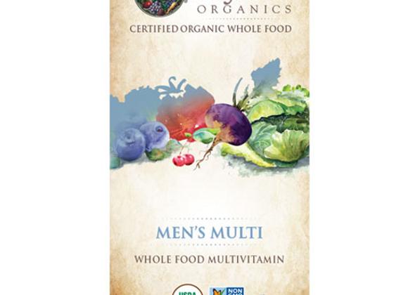 Men's Multivitamin 30ct