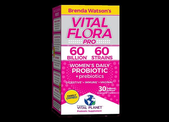 Vital Flora Women's Daily Probiotic, 30ct (ref)