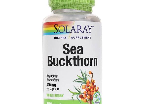 Sea Buckthorn 300mg, 100ct