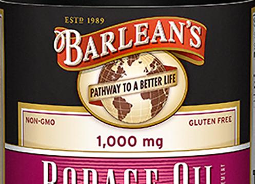 Borage Oil, 60ct