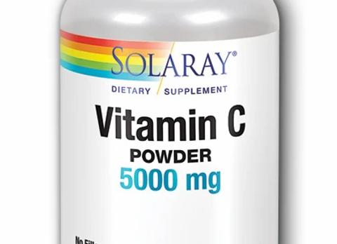 Vitamin C Powder 5000mg 8oz