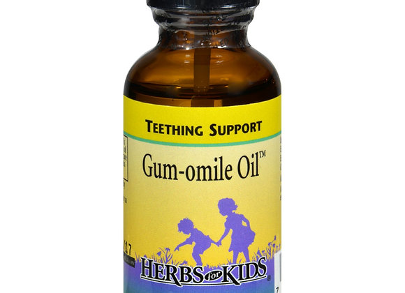 Children's Gum-omile Teething Support Drops, 1oz