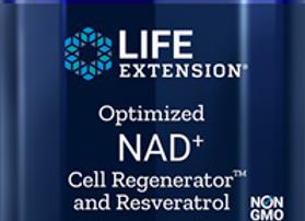 NAD+ Cell Regenerator & Resveratrol, 30ct