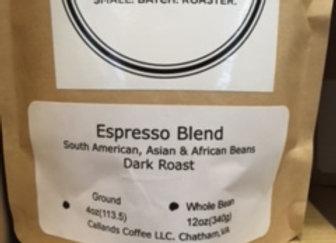 Espresso Blend 4oz