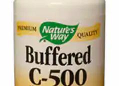 Buffered C 500 100ct