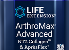 ArthroMax Advanced NT2 Collagen& ApresFlex 60ct