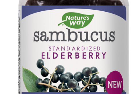 Elderberry Gummies, 40ct
