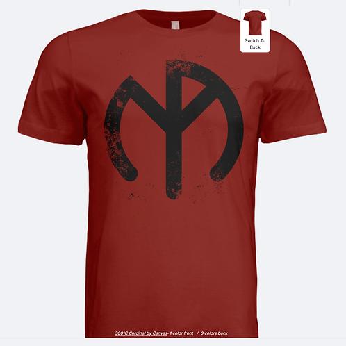 Altered Peace T-Shirt Cardinal