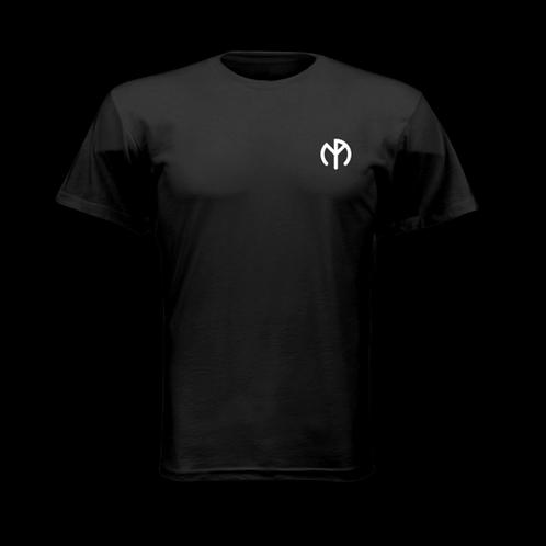 King of Hearts T-Shirt Black