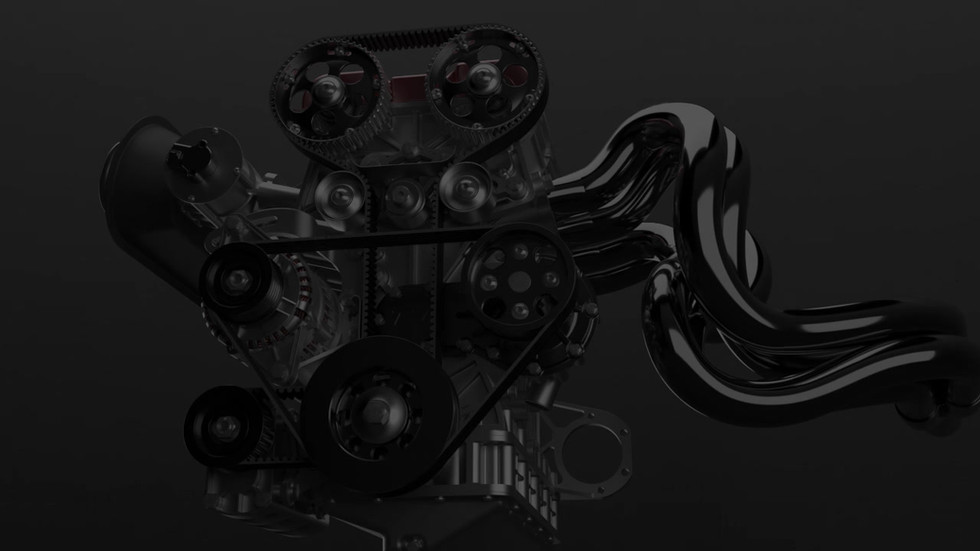Engine animation